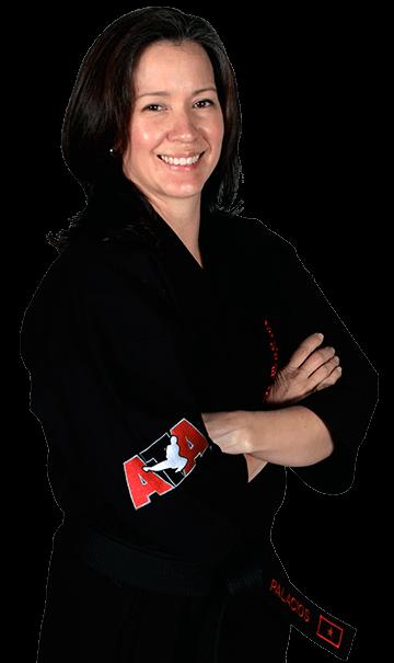 Master Annette Palacios Master Palacios ATA Martial Arts