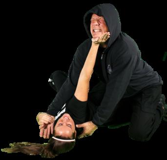 Master Palacios ATA Martial Arts self-defense krav
