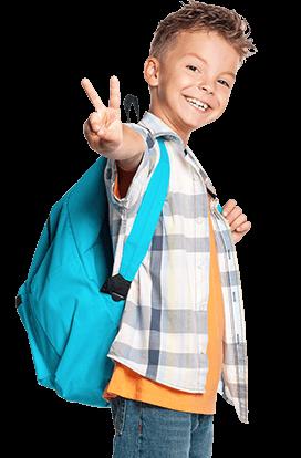 Martial Arts Master Palacios ATA Martial Arts happy kid