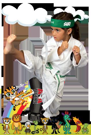 ATA Martial Arts Master Palacios ATA Martial Arts - ATA Tigers